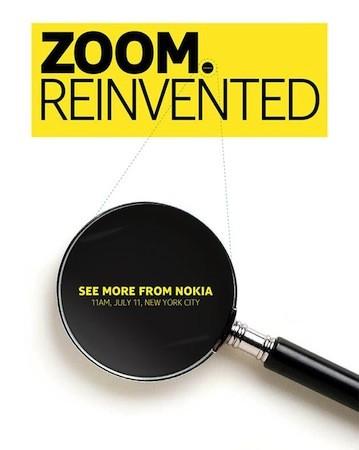 Nokia EOS event invite