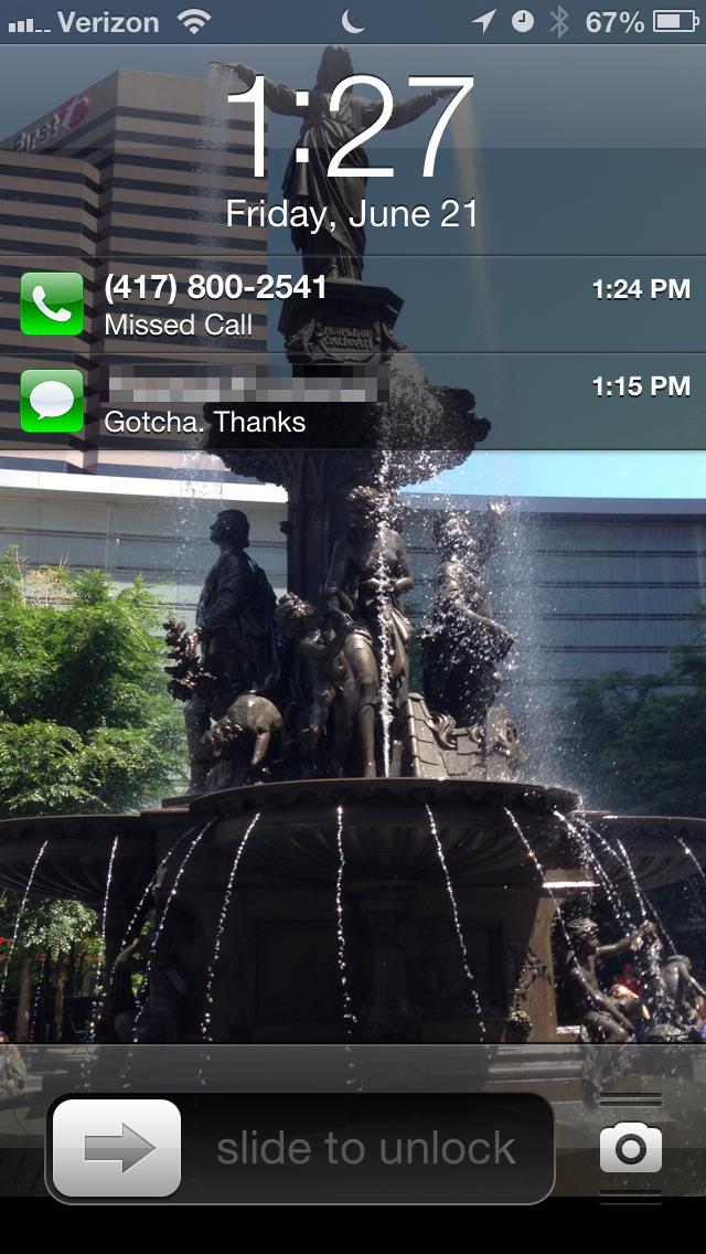 Spam Call