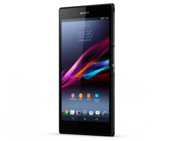 The Sony Xperia Z Ultra is official and will be coming to shelves in Q3.