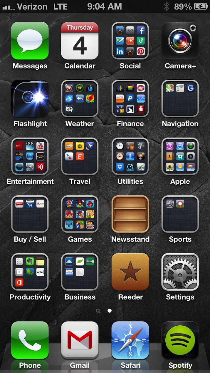 Top 100 Apps Iphone
