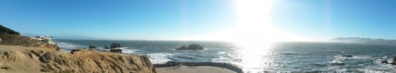 Panorama captured with Galaxy S4 Active
