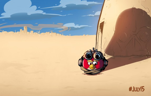 Angry Birds Star Wars prequels