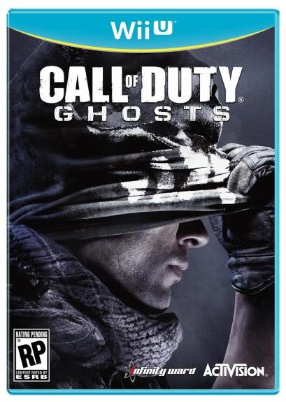 Call of Duty Ghosts Wii U