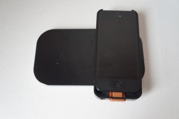 Duracell Powermat iPhone 5 charging mat