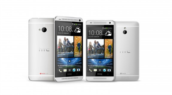 The HTC One now have a rival in the HTC One mini.