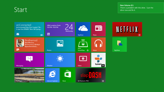 How to Back Up and Restore your Windows 8 PC to a hard drive 1