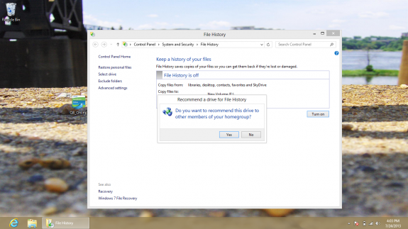 How to Back Up and Restore your Windows 8 PC to a hard drive 4