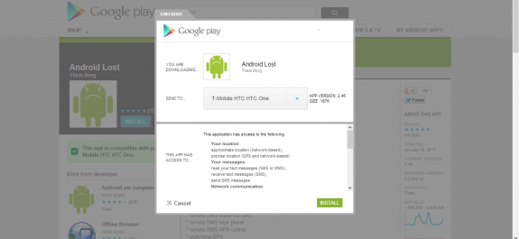 How to Find My iPhone on Android  (2)