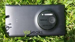 Nokia EOS back