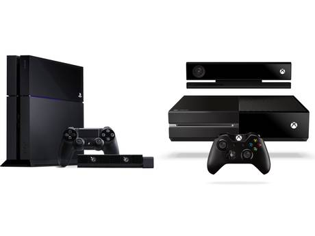 The PS4 beats the Xbox One in consumer interest based on search trends.