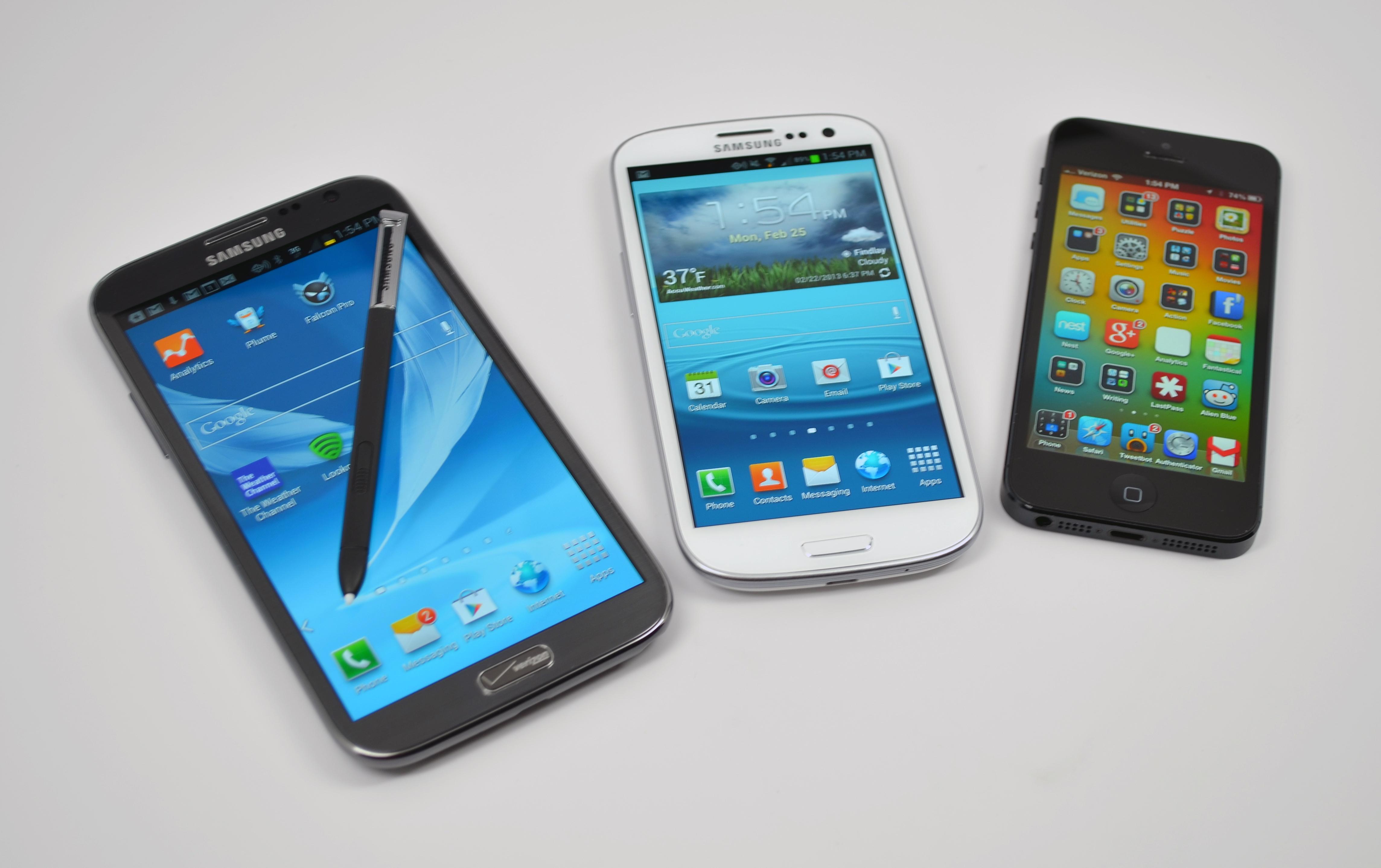 9571fc49f Samsung Galaxy Note 3 Rumors Flow