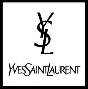 Yves-Saint-Laurent-Logo