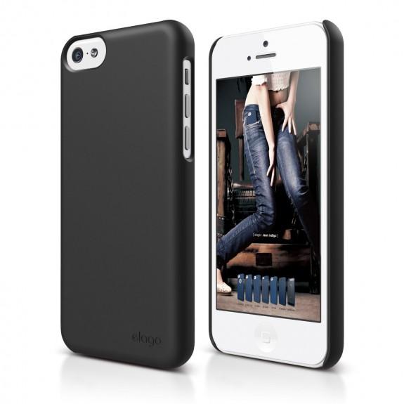elago iphone 5C case black