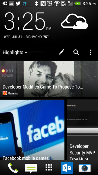 how to customize the HTC one (3)