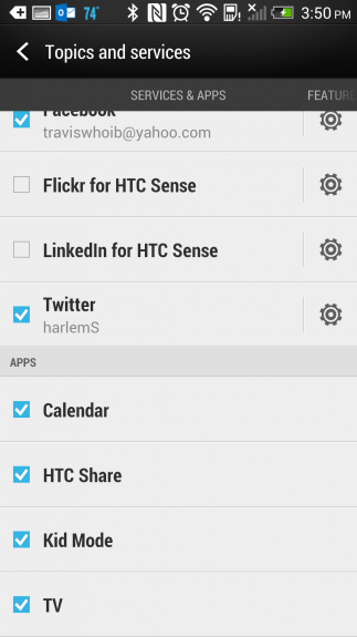 how to customize the HTC one (7)