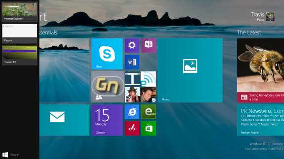 how to multitask in windows 8 2