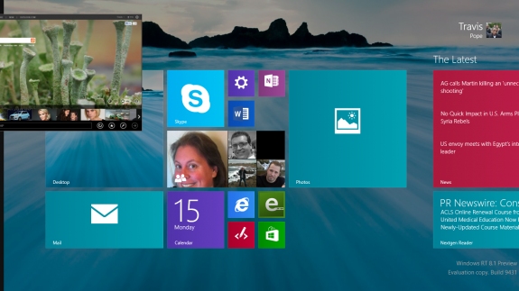 how to multitask in windows 8 3