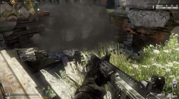Call of Duty Ghosts Multiplayer video