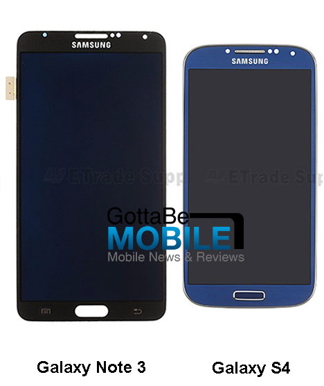 Galaxy-note-3-vs-Galaxy-S4