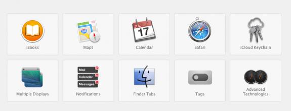 New OS X Mavericks features point to a similar OS X Mavericks price to upgrade.