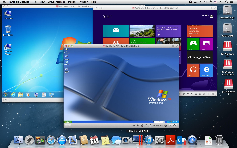 скачать windows для parallels desktop