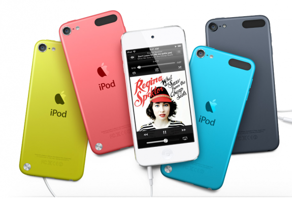 The iPad mini 2 may come with new color options.