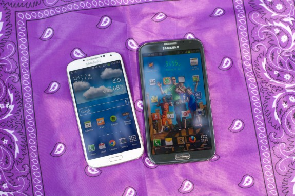 The Samsung Galaxy Note 3 display will jump up to 5.7-inches and to a 1080P resolution according to rumors.
