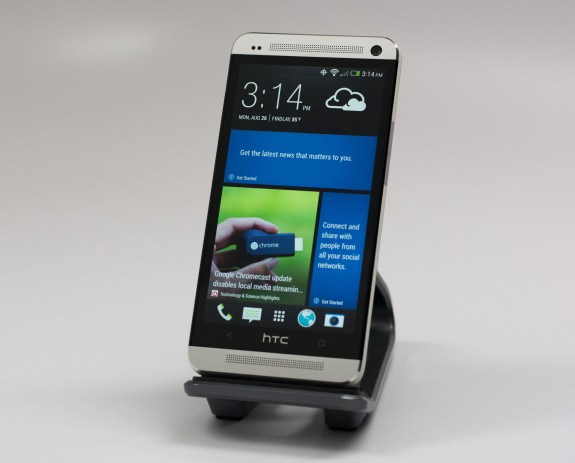 The Verizon HTC One is featured in an amazing deal.