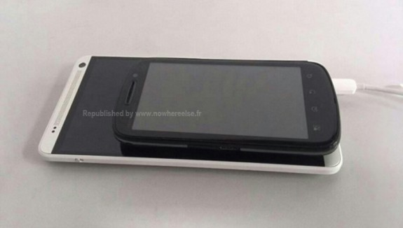 The HTC One Max is thought to be coming to challenge the Samsung Galaxy Note 3.