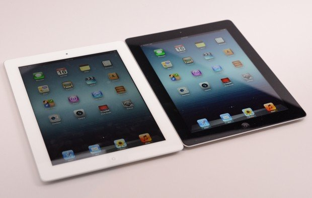 The new iPad 5 design should mirror the iPad mini, and will likely include Samsung made displays.