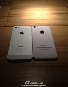 The iPhone 5C is likely to emerge with the iPhone 5S.