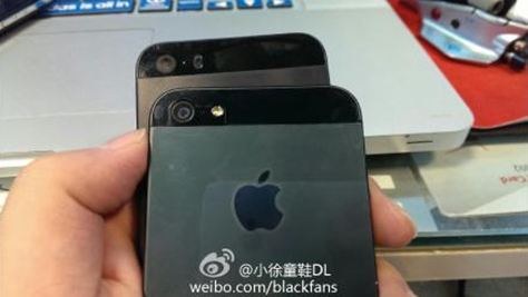 The iPhone 5S is expected to have dual-LED flash.