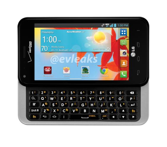 LG Enact Phone Case