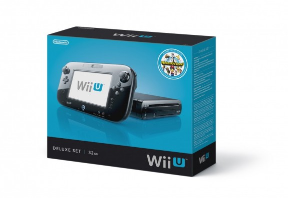 The Deluxe Edition Wii U