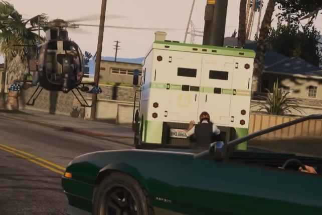 Here are the GTA 5 cheat codes for Xbox 360 and PS3 so far.