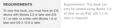 This small wording change hints the OS X Mavericks release is at hand.