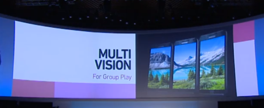 Samsung Galaxy Note 3 MultiVision