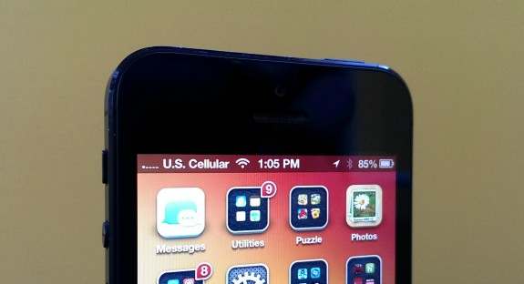 A tip reveals U.S. Cellular is testing the iPhone right now.