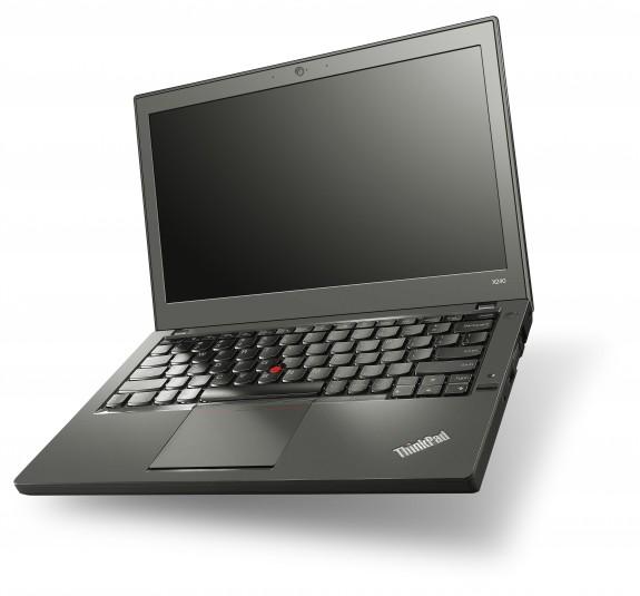 ThinkPad X240 business Ultrabook from Lenovo.