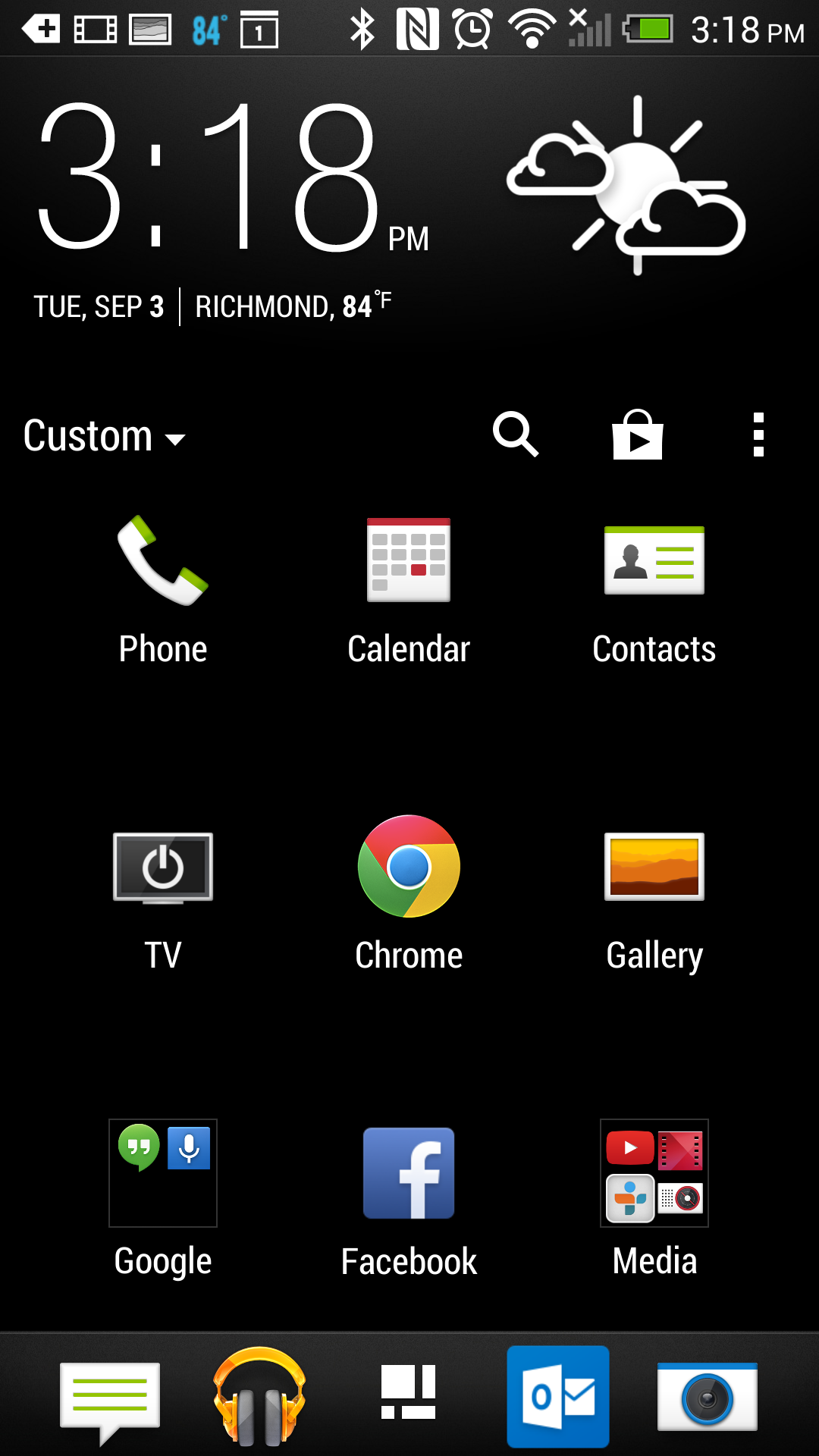How to Customize the App Drawer on the HTC One
