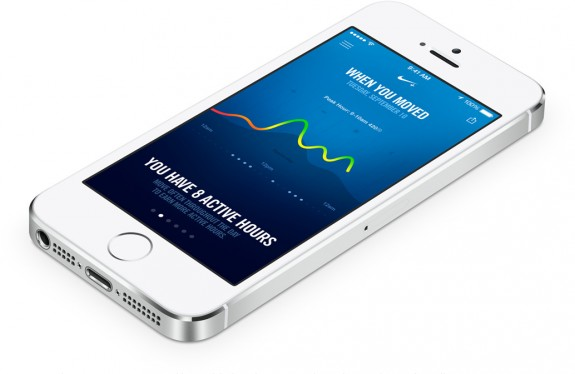iPhone 5S health and fitness