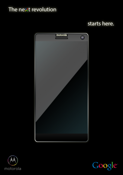 This Motorola Nexus concept shows what a Motorola Nexus 5 could look like.