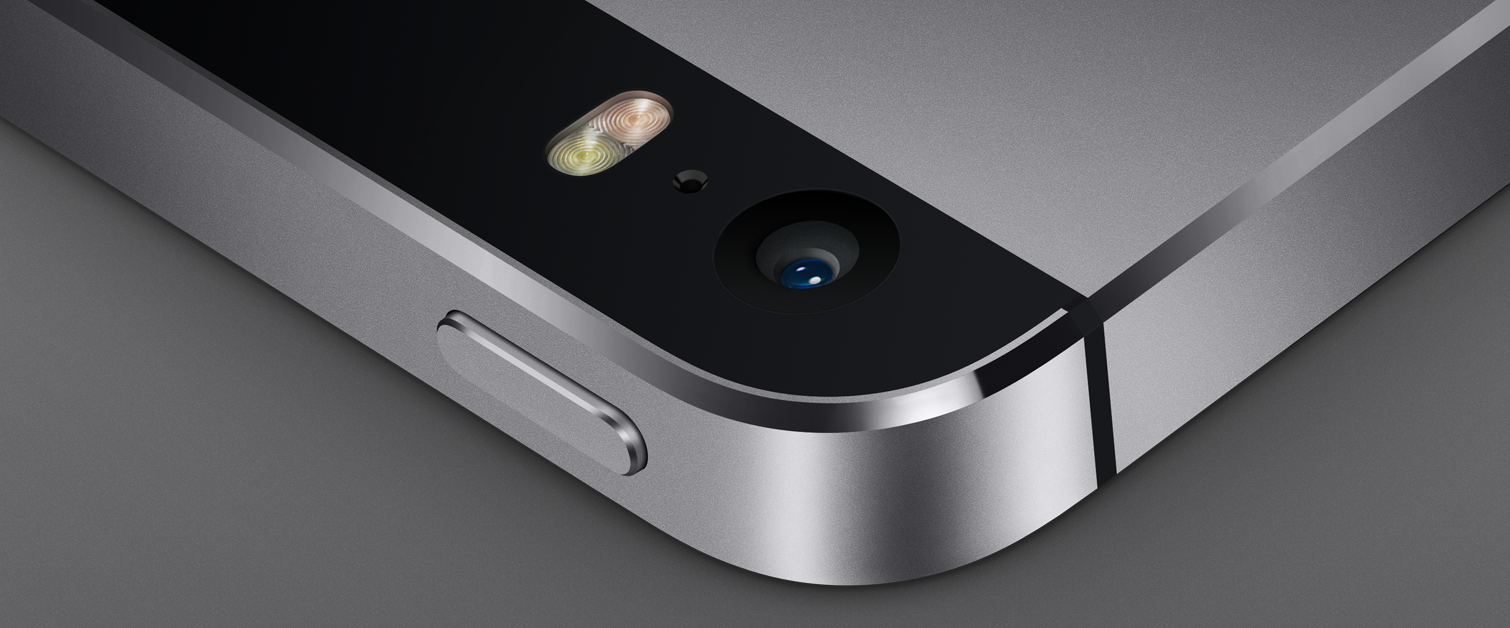 The new iPhone 5S camera offers better looking photos thanks to a bigger aperture and bigger pixels.