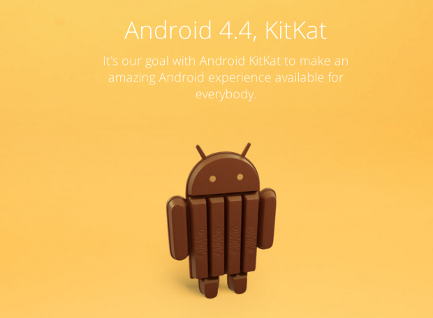 The Android 4.4 KitKat update could lay the groundwork for better support for new versions of Android on all types of Android devices.