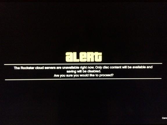 gta v online errors
