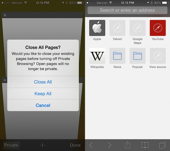 Hidden iOS 7 Features - 9 copy