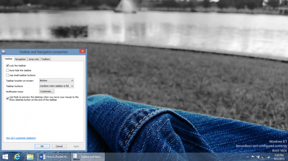 How to Disable the Start Screen in Windows 8 (5)