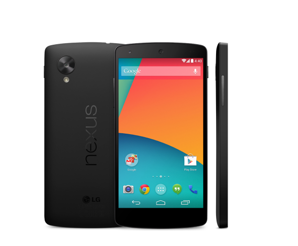 This is the Nexus 5, direct from Google. You can't buy the Nexus 5 yet, but the release is very close.