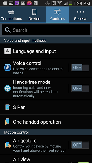How to Setup Galaxy Note 3 Keyboard for One-handed Use