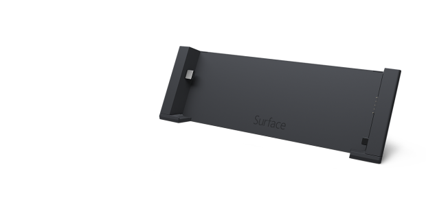 The Dock for the Surface Pro and Surface Pro 2